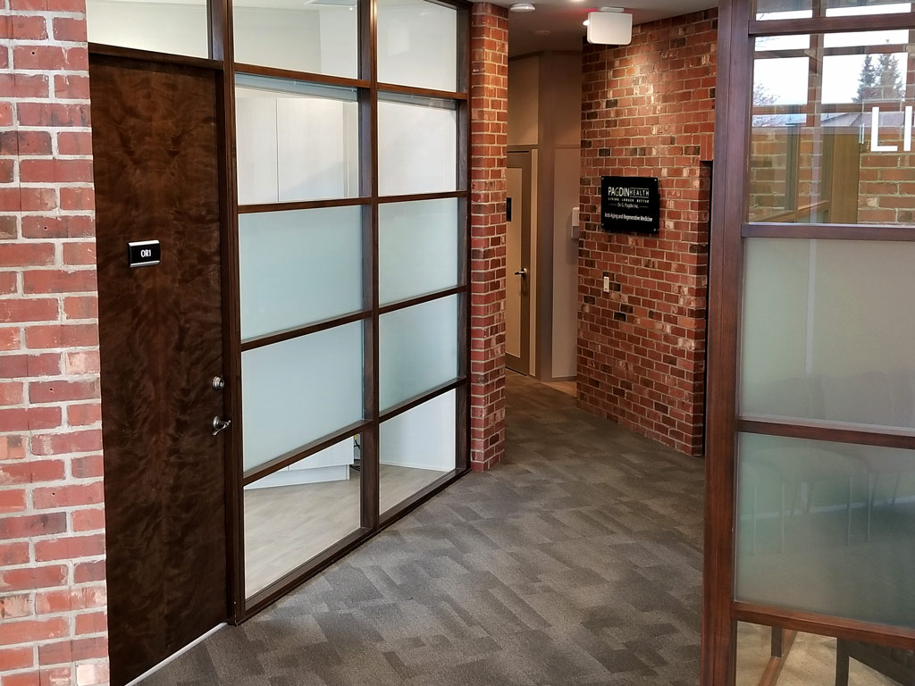 Pagdin Health Hallway